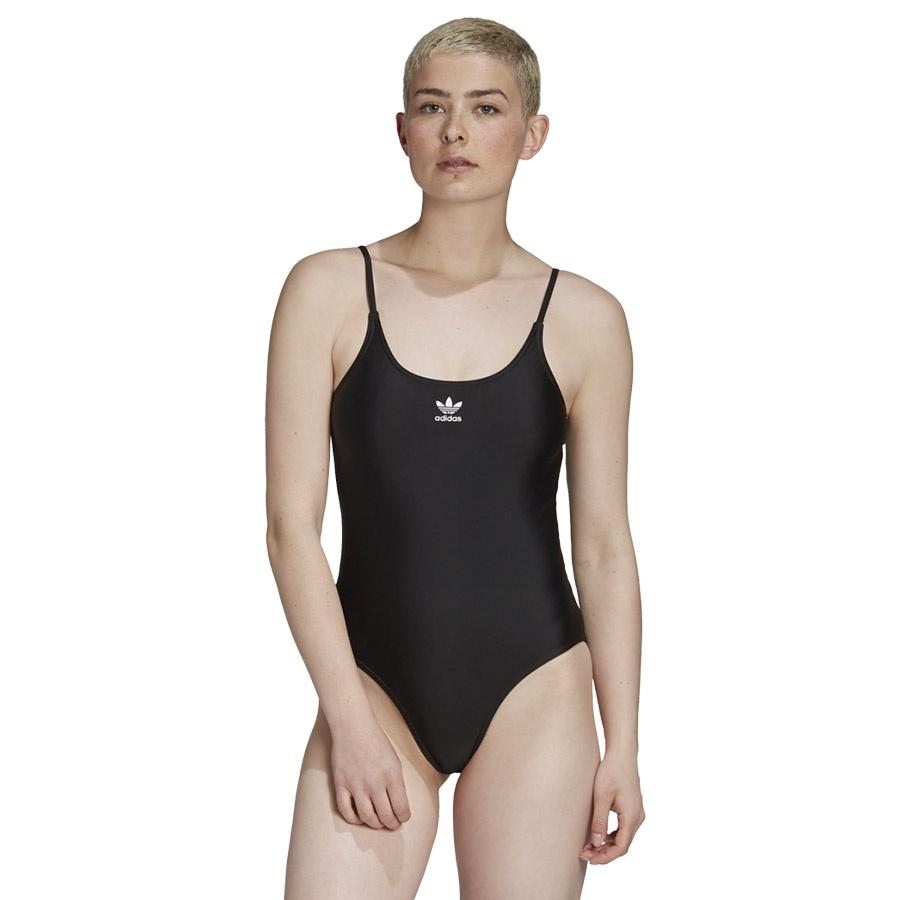 Badeanzug adidas Originals Large Logo Swimsuit GD2420